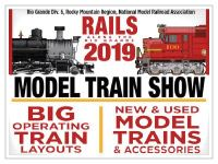 Rails Along the Rio Grande Model Train Show