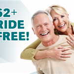Seniors Ride Free Wednesdays in 2020