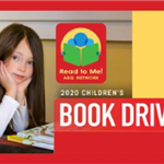 Read to Me Book Drive 2020