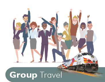Rail Runner Group Travel