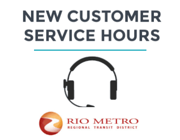 new customer service hours