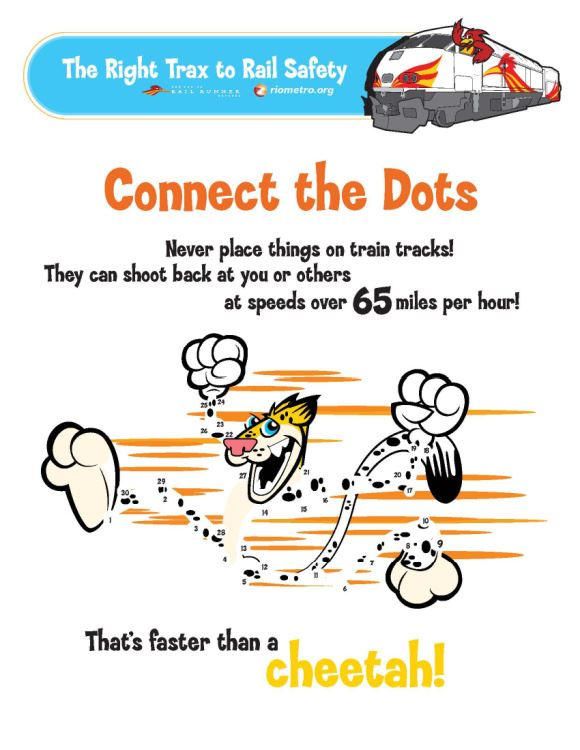 Connect the Dots Activity Sheet