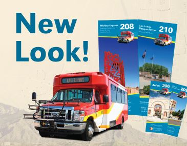 Rio Metro Bus Schedules Get New Look