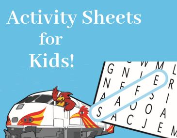 Activity Sheets Updated Spotlight