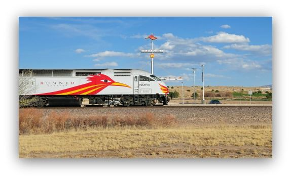 Isleta Pueblo Train