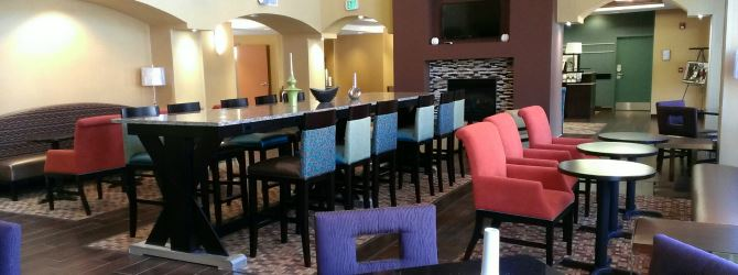 Hampton Inn and Suites Albuquerque-Coors Road