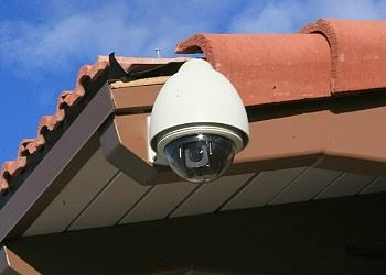 Security Camera Features at Station