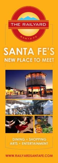 Visit the Santa Fe Railyards
