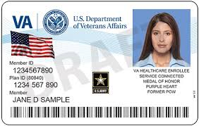 VA Medical Card New