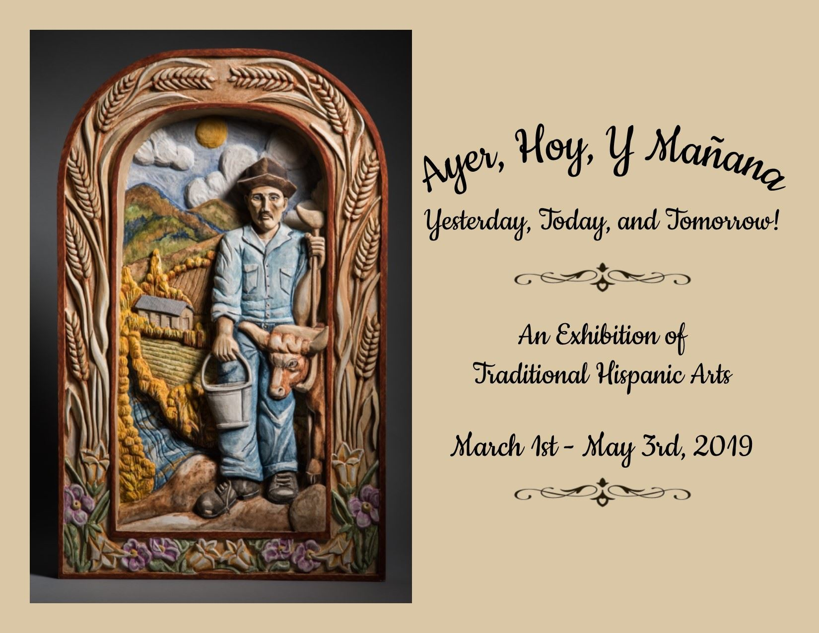 Spanish Colonial Arts Exhibit