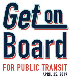 Get On Board Day Logo