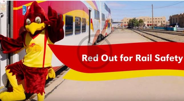 Red Out for Rail Safety