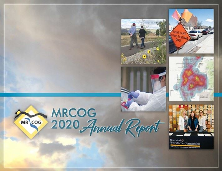 MRCOG Annual Report Cover 2020