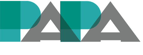 Public Academy for the Performing Arts Color Logo