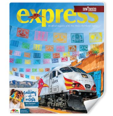 Express Magazine Fall Winter 2018 Opens in new window